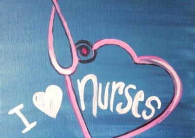 I Heart Nurses