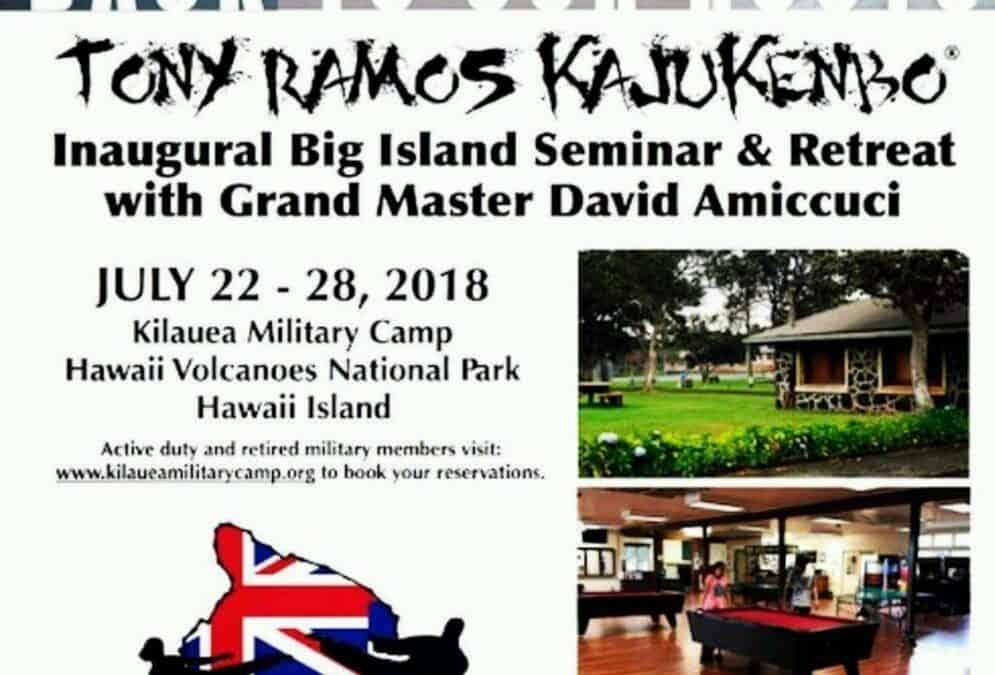 Tony Ramos Kajukenbo Fundraiser