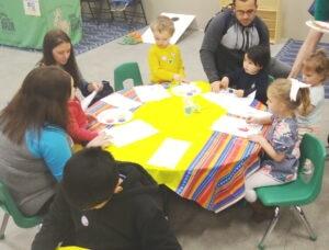 delphi farmers market kids classes free