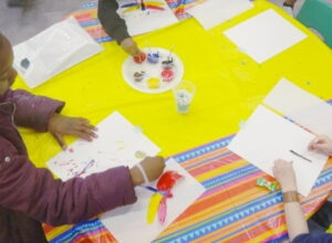 konnex kids market activities and classes in olympia painting